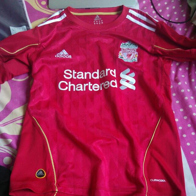 best sneakers 0e5a3 0ee73 Liverpool Old Jersey