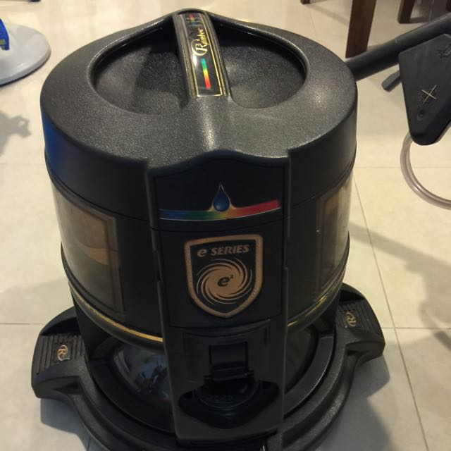 Rainbow E-seried vacuum Cleaner