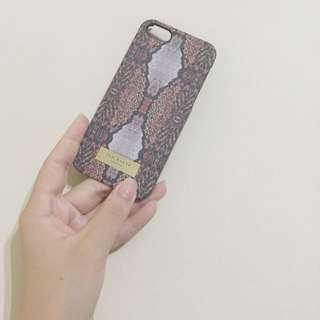 TED BAKER IPHONE 5 COVER