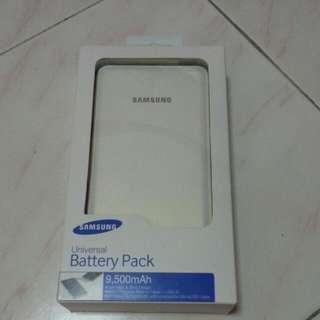 Sealed Original Samsung Batt Pack 9500mAh (BNIB)