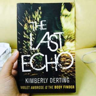 [RESERVED] The Last Echo