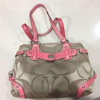 AUTHENTIC COACH preloved Handbag