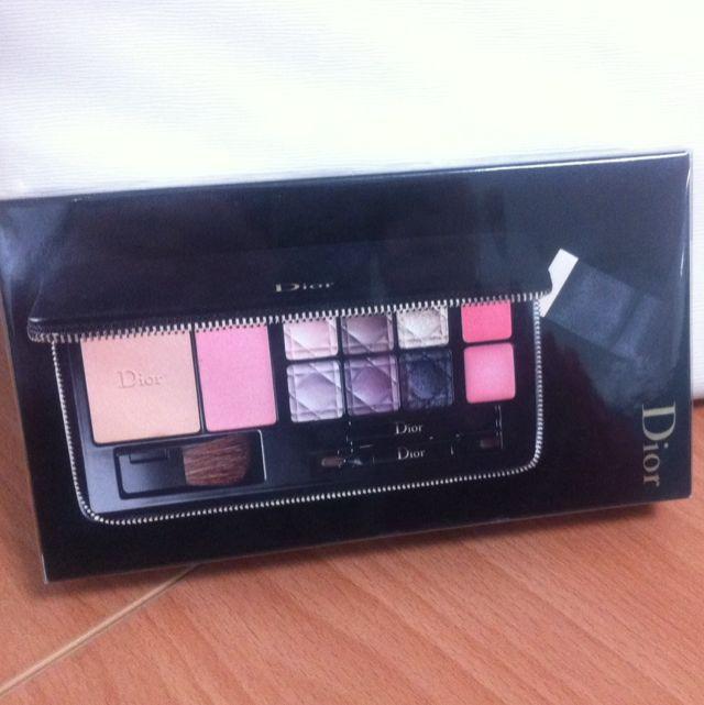 Dior 迪奧經典全妝盤