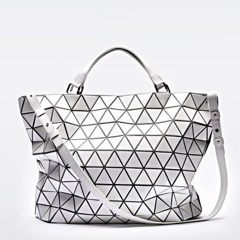 7888e5a48a Issey Miyake Baobao Crystal Shoulder Bag