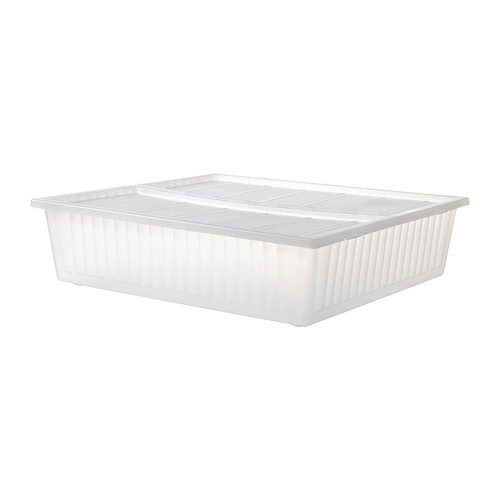 USED  Ikea GIMSE Bed storage box (reserved)