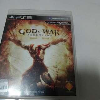 Ps3 Game God Of War Ascension