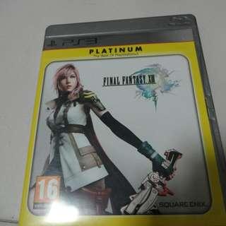 Ps3 Game Final Fantasy 7