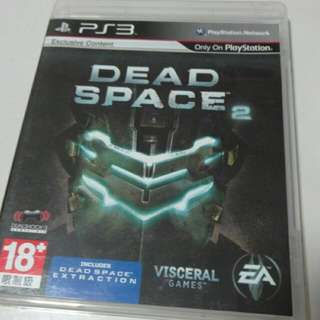Ps3 Game Dead Space2