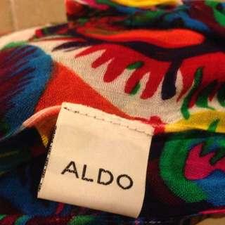 ALDO圍巾(夏天用)