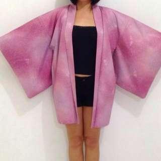 Beautiful Haori Kimono From Japan