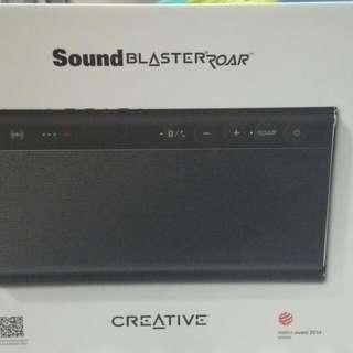 Creative SoundBlaster ROAR [New]