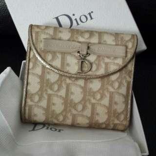 Authentic Dior Wallet