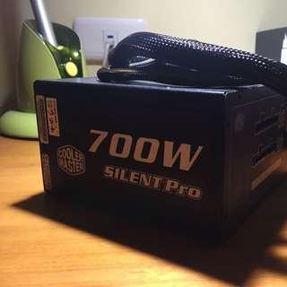降降降📉 Cooler Master 700W Silent Pro PSU