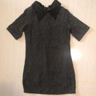 ⬇降⬇秋冬款復古一件式洋裝