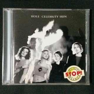 (Rock) Hole - Celebrity Skin (CD Album)