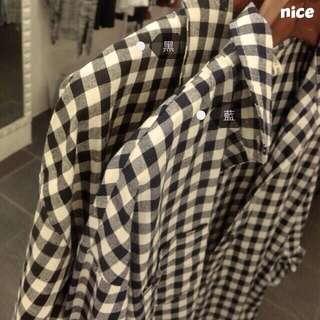 長裝襯衫外套
