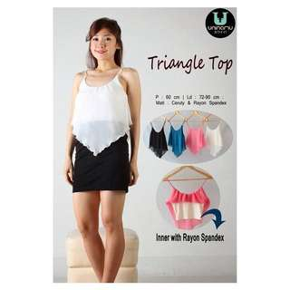 triangle top