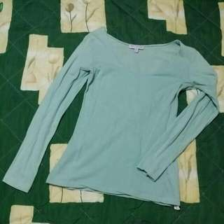 PreLoved Cotton On T-shirt In Mint *Size M
