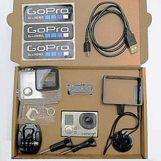GoPro Hero 3+ Black Edition -SOLD*