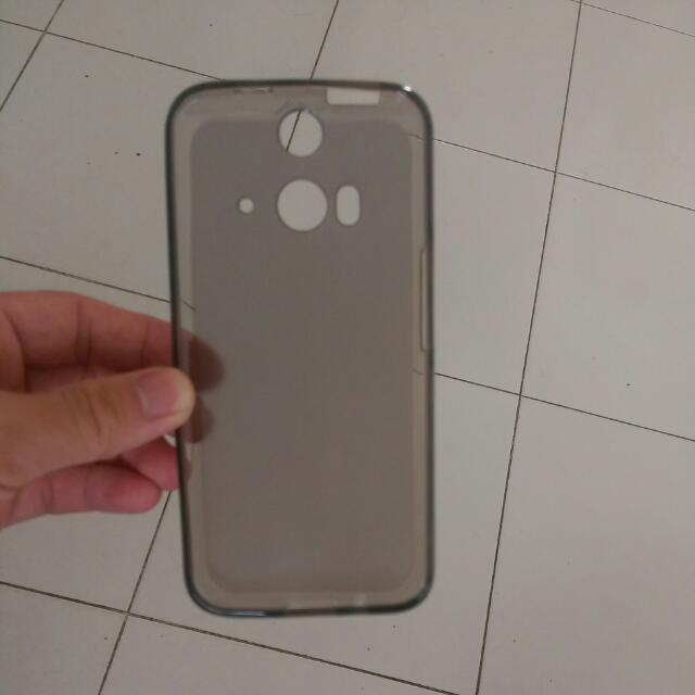 wholesale dealer f458d 02afe HTC BUTTERFLY 2 Silicon Soft Case