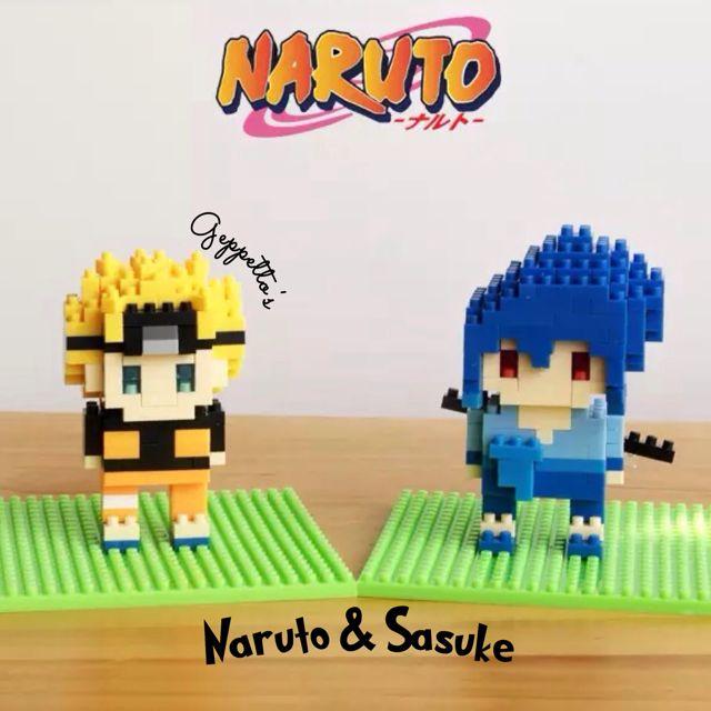 Nanoblock Naruto