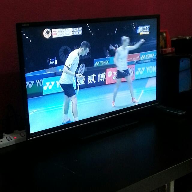 Sharp TV Aquos For Sale Used Abt Months Plus Wanna Let Go As - Abt tv sale
