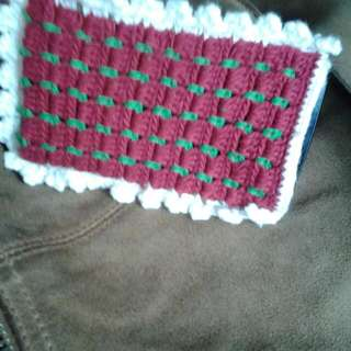 Handmade Crotchet Handphone Cover