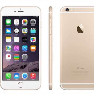 ✨✨ BRAND NEW IPHONE 6+ 64GB GOLD ✨✨