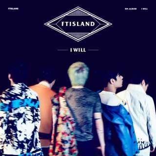 FT Island - I Will Album