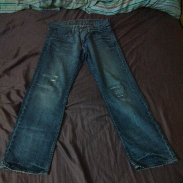 American Eagle Slim Straight
