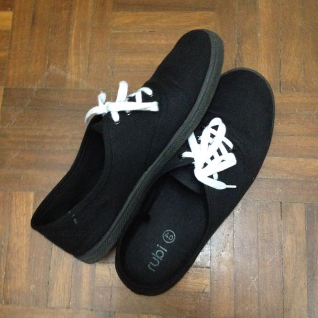 Cotton On Rubi Black Shoes ⚫️