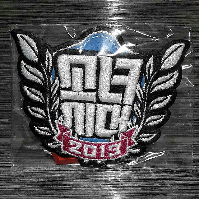 Girls Generation SNSD I Got A Boy Official Merchandise - Wappen (Group Only)