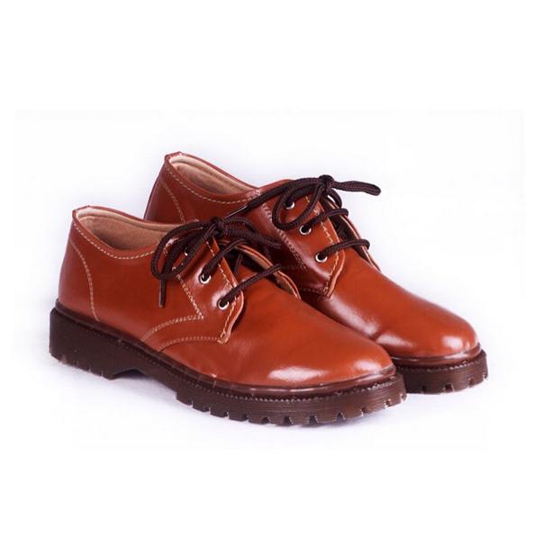 SIMPLY BROWN, Bonclassy Docmart Shoes!!!