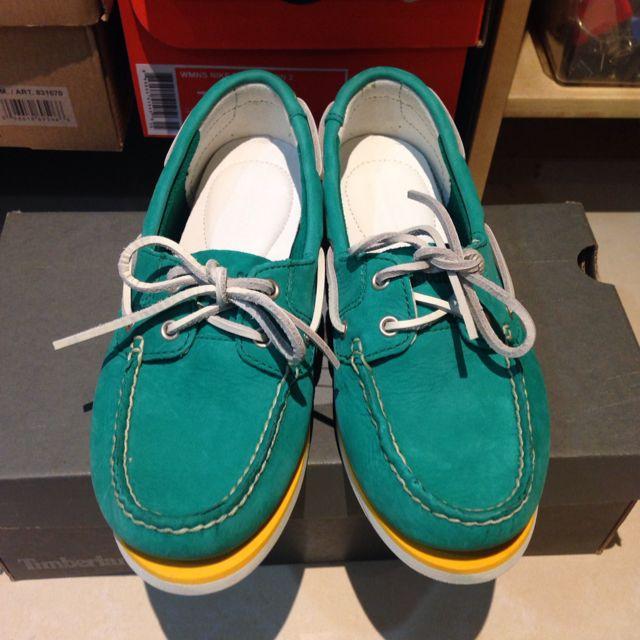 Timberland 帆船鞋 全新附鞋盒