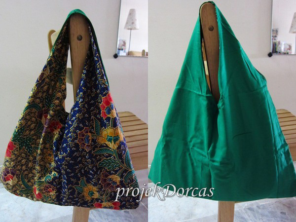 Tote Cloth Bag (Handmade)