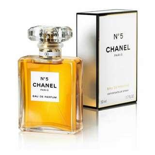 Chanel N。5