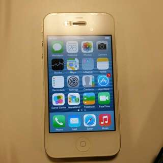 S> 2nd Hand Iphone 4 (16GB)