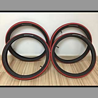 """20"""" X 1.50 Bicycle Tyres (Brand New)"""