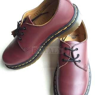 Dr.martens 1461 櫻桃紅 3孔 馬丁 馬汀 靴子 鞋子
