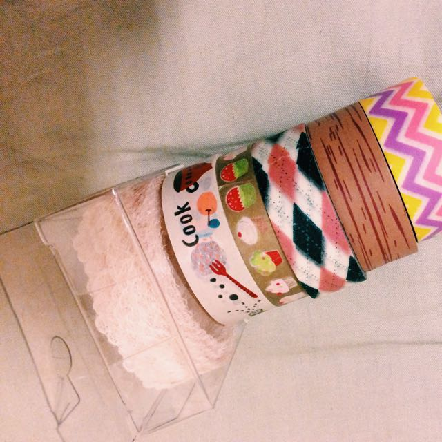 紙膠帶👉鋸齒紋
