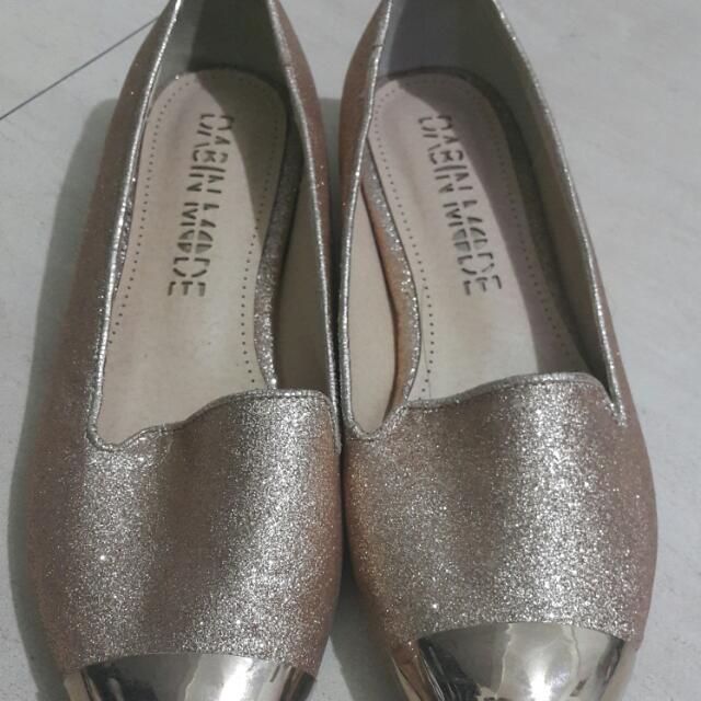 正韓樂福鞋