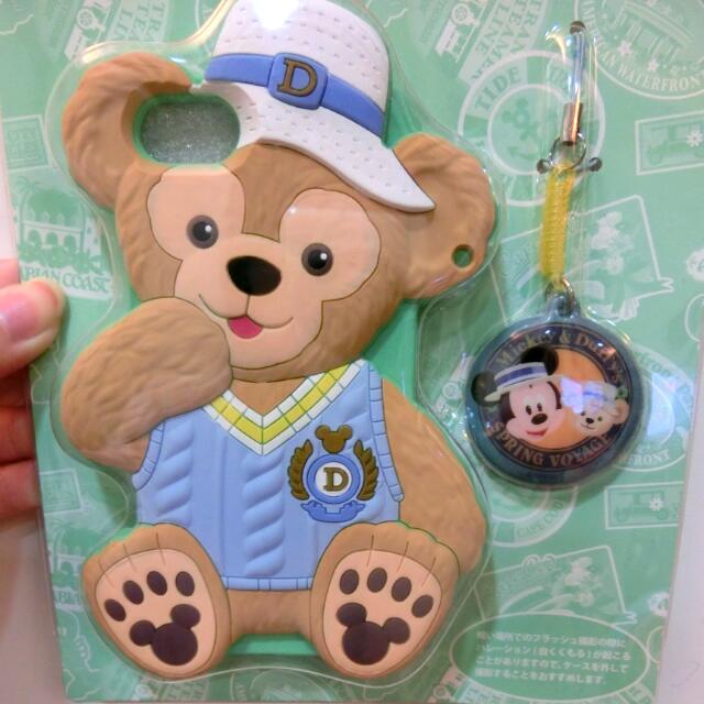 ::海洋迪士尼限定正貨 Duffy手機殼