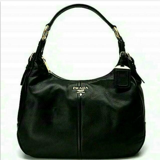 BN Prada Black Handbag BR4773