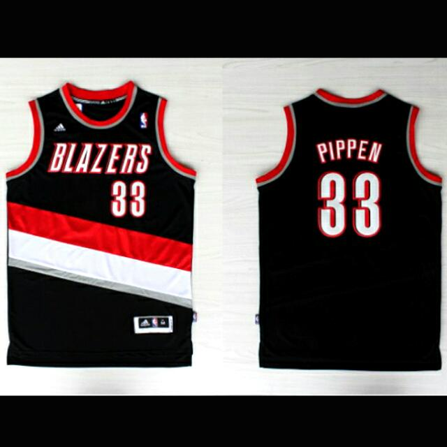 official photos 73123 f5f6c BNWT In Stock Portland Trailblazers NBA Away/Road Swingman ...
