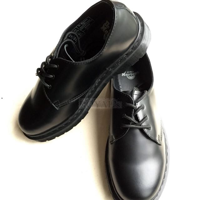 Dr.martens 1461 黑縫線 3孔 馬丁馬汀 靴子 鞋子