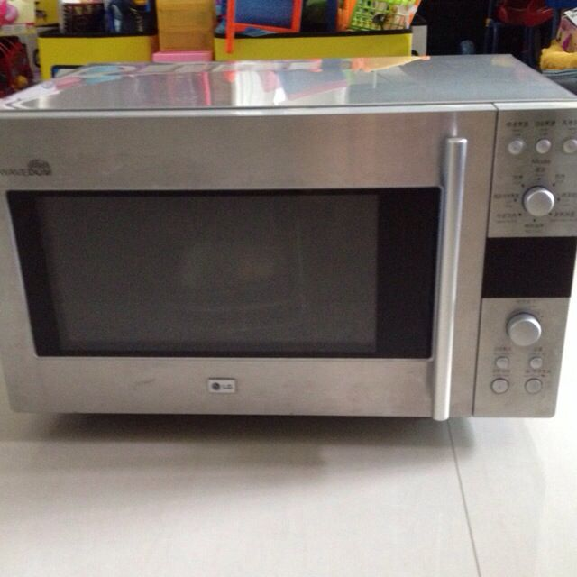 Microwave Oven With Grill Convection