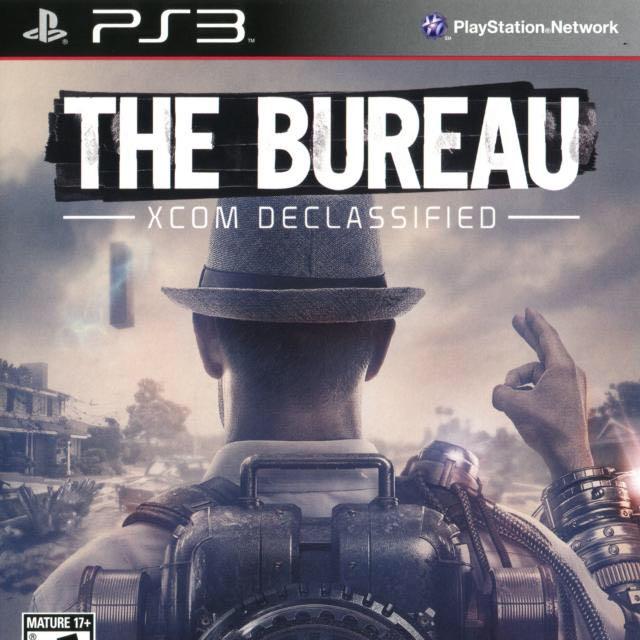 The Bureau Xcom Declassified Ps3 Toys Games On Carousell
