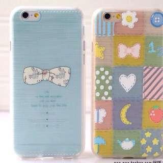 「現貨」iPhone 6 5.5 手機殼 蝴蝶結