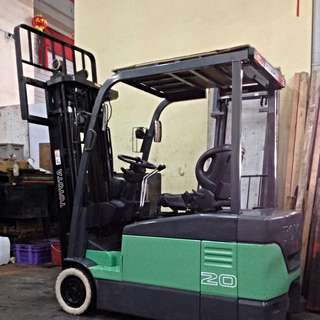 Fully Reconditioned 4.5 meter Battery Forklift