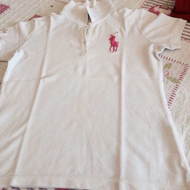 Authentic Polo Ralph Lauren Collar Shirt